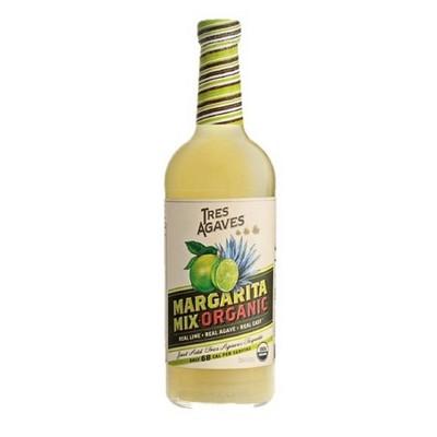 Tres Agaves Organic Margarita Mix - 1L Bottle