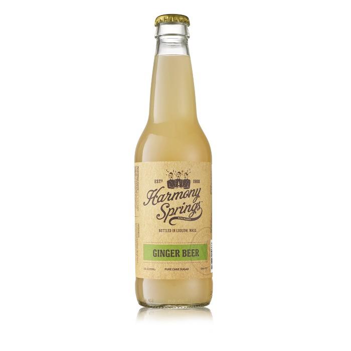 Harmony Springs Ginger Beer Soda - 12 fl oz Bottle - image 1 of 1