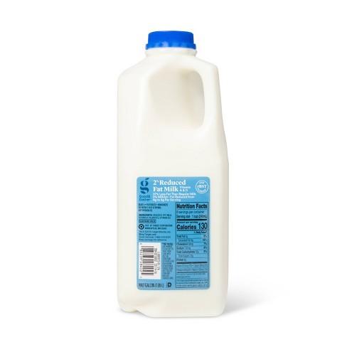 2% Milk - 0.5gal - Good & Gather™ - image 1 of 1