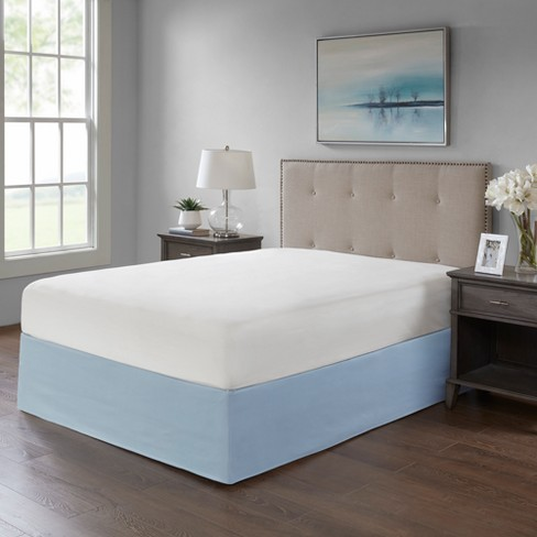 Simple Fit Wrap Around Adjustable Bed Skirt - image 1 of 12