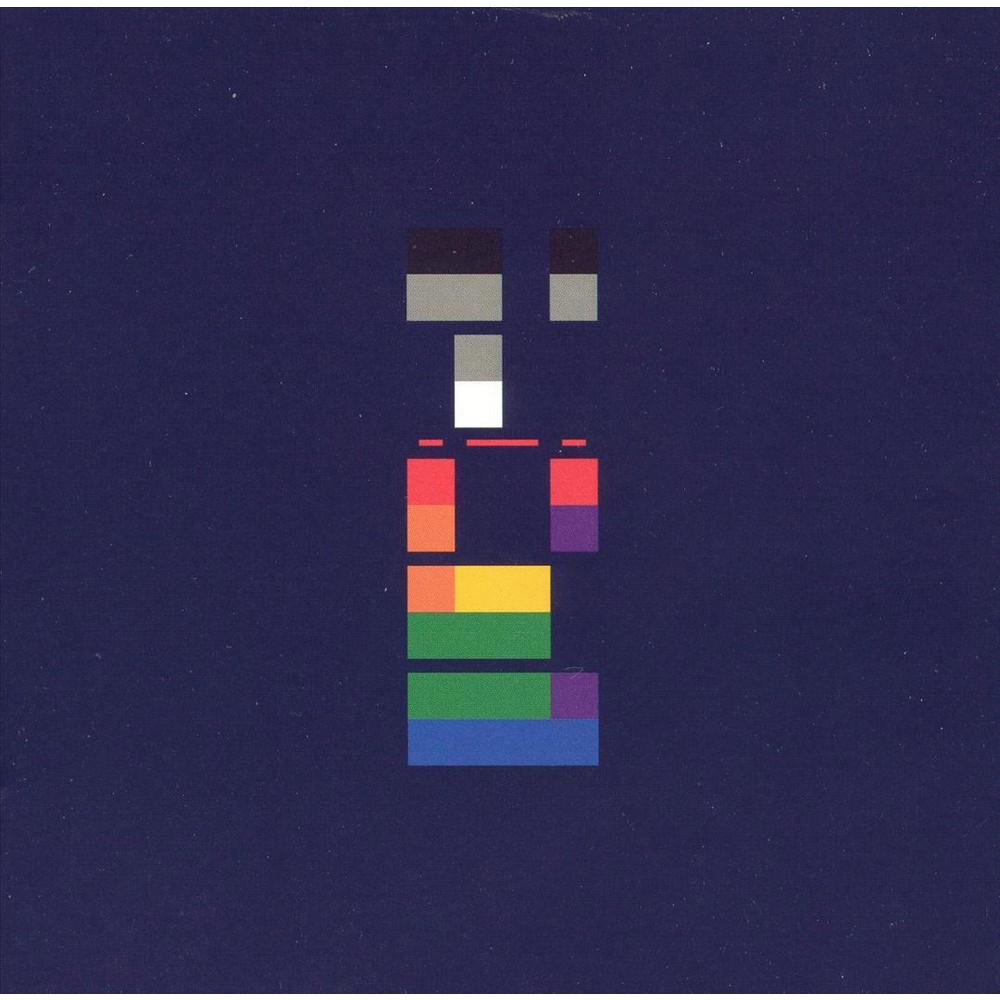 Coldplay X Y Cd