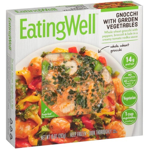 EaringWell Gnocchi With Garden Vegetables Frozen Prepared Meals - 10oz - image 1 of 1