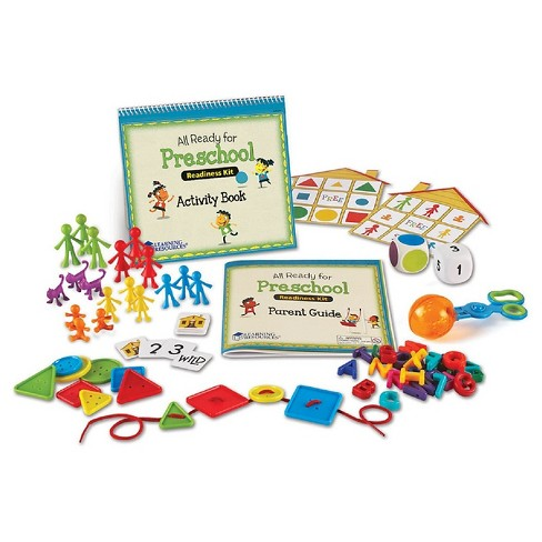 Learning Resources All Ready for Preschool Rediness Kit - image 1 of 3