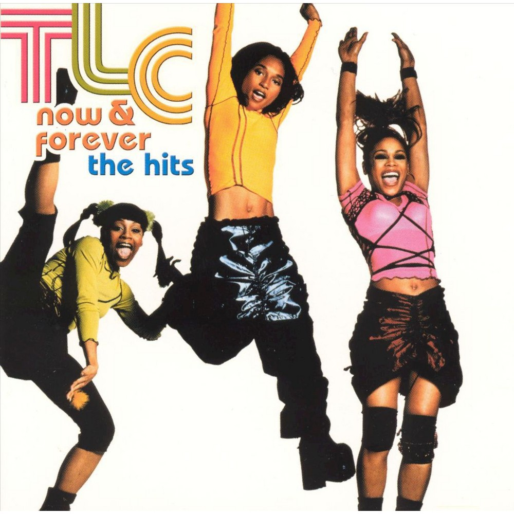Tlc - Now and forever:Hits (CD)