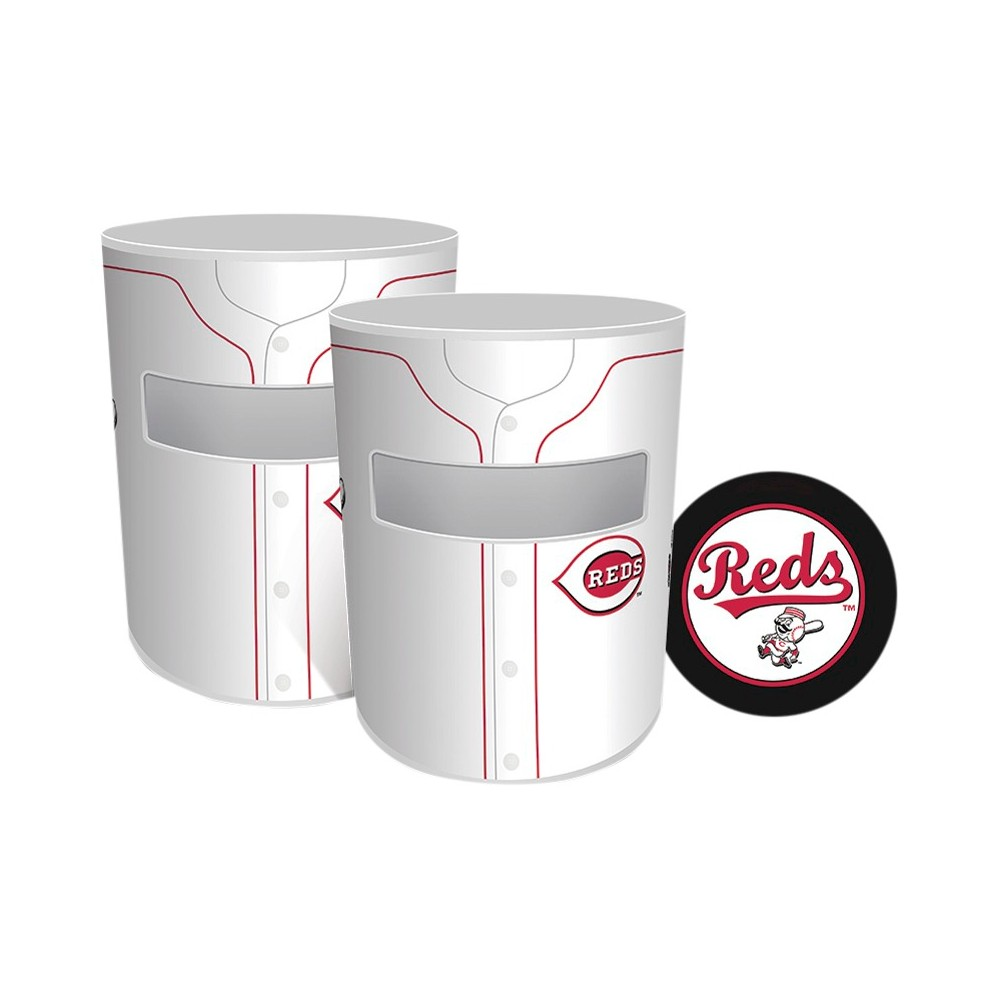 Cincinnati Reds Kan Jam Ultimate Disc Game Set