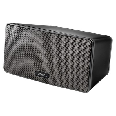 Sonos PLAY:3 Wireless Smart Speaker - Black