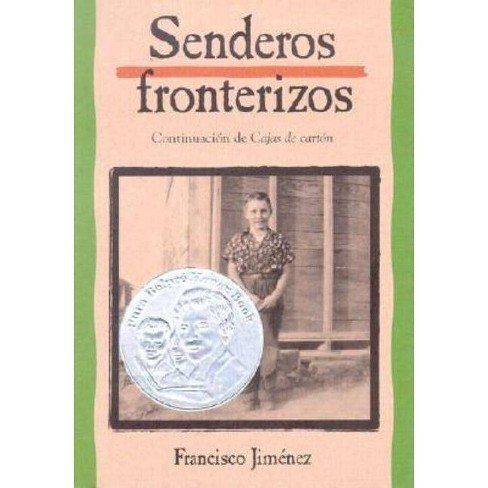 Senderos Fronterizos - by  Francisco Jimenez (Paperback) - image 1 of 1