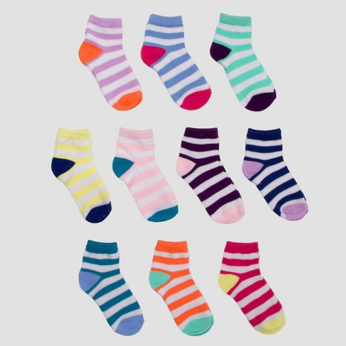 Girls' Casual Socks - Cat & Jack™ - image 1 of 2