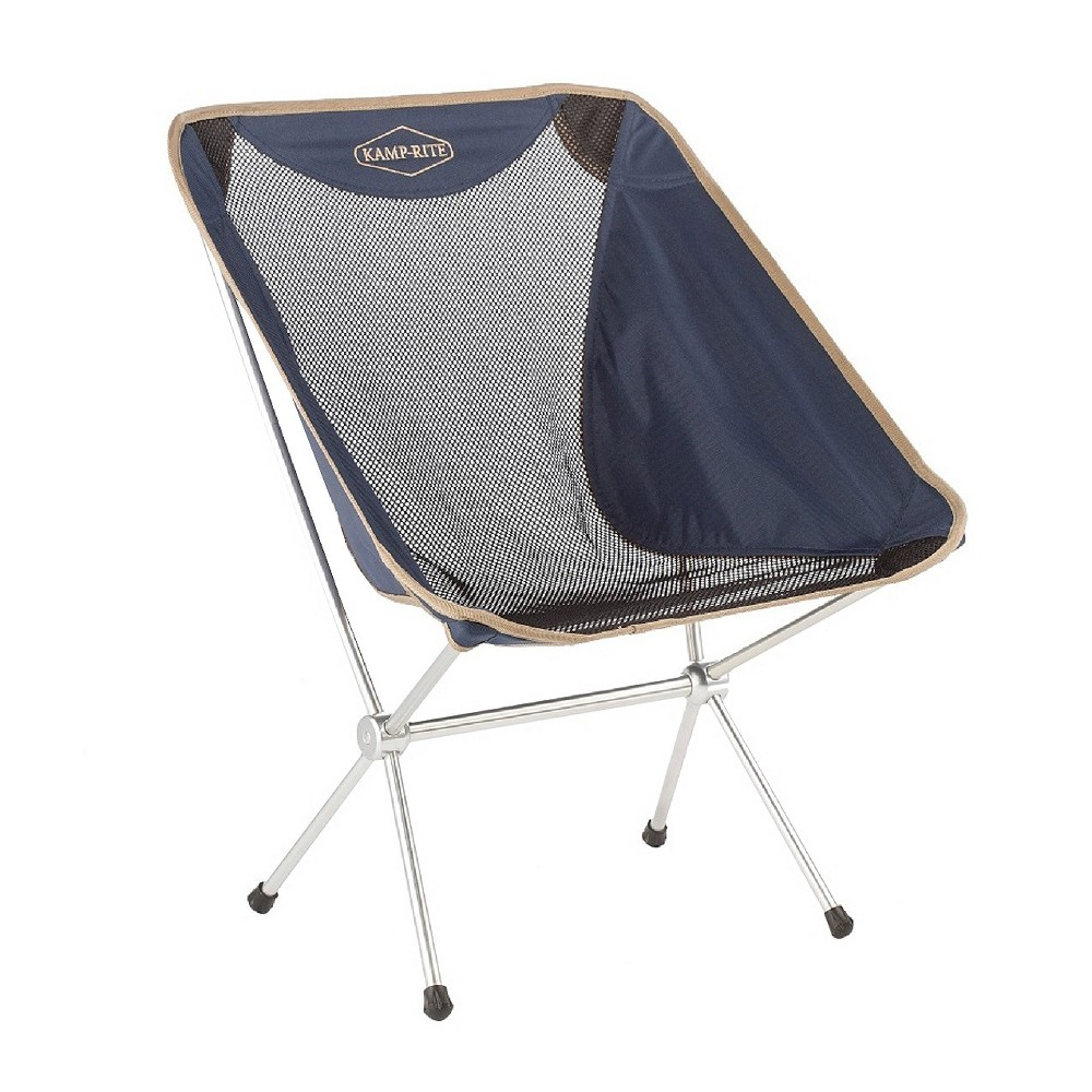Kamp-Rite Ultra Lite Chair - Blue