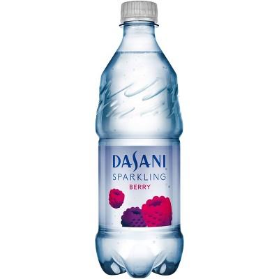 Dasani Sparkling Berry - 20 fl oz Bottle