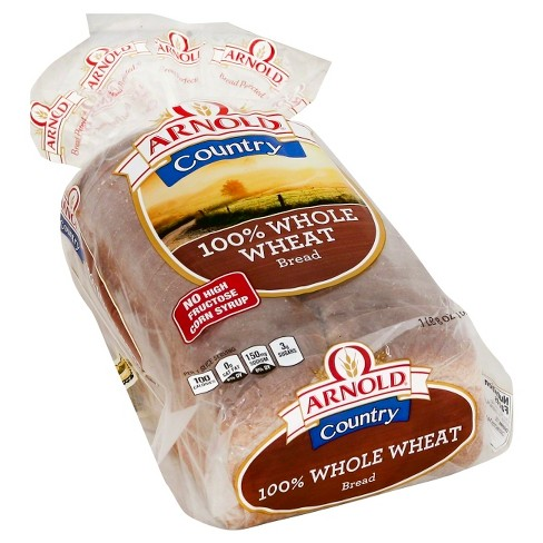 Arnold Country Wheat Bread - 24oz : Target