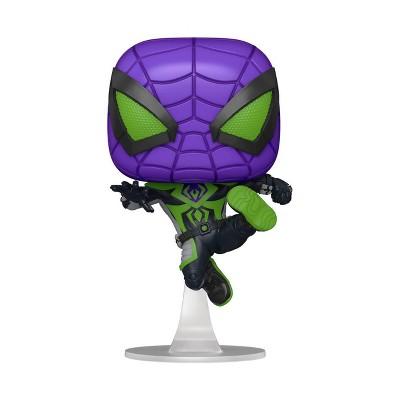 Funko POP! Games: Spider-Man: Miles Morales - Miles Morales Purple Reign Suit