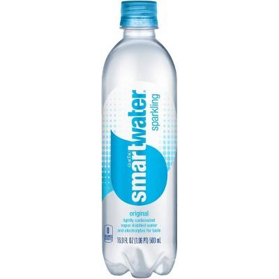 Smartwater Sparkling Water - 16.9 fl oz Bottle