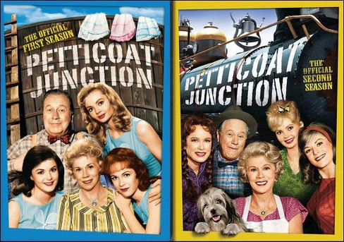 Petticoat junction:Seasons one and tw (DVD) - image 1 of 1