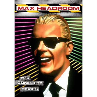 Max Headroom: The Complete Series (DVD)(2020)