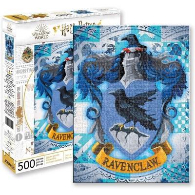 NMR Distribution Harry Potter Ravenclaw Logo 500 Piece Jigsaw Puzzle