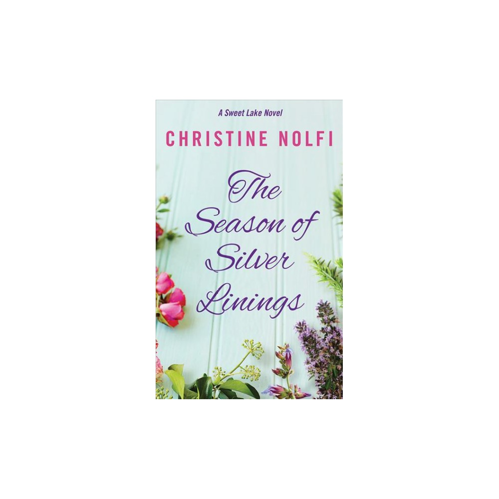 The Season of Silver Linings - (Sweet Lake Novel)by Christine Nolfi (AudioCD) She can't change what's come before. But letting go could bring healing--and the rare love that comes once in a lifetime. When Ohio pastry chef Jada Brooks and her two best friends restored the glorious Wayfair Inn, it was a boon to Sweet Lake--and to their own lives. Now Linnie and Cat are focused on private matters: one engaged, the other swept up in newlywed bliss. Jada has also begun looking to the future by dating widower Philip Kettering and forging a sudden, sweet bond with his six-year-old daughter. But the past isn't finished with Jada. When a curious guest checks into the Wayfair, her delving questions stir Jada's guilt about the heartbreaking events that scarred the town seven years ago. The risks Jada must take by revealing the truth will test every assumption she's made about the meaning of family and the magic of enduring love.