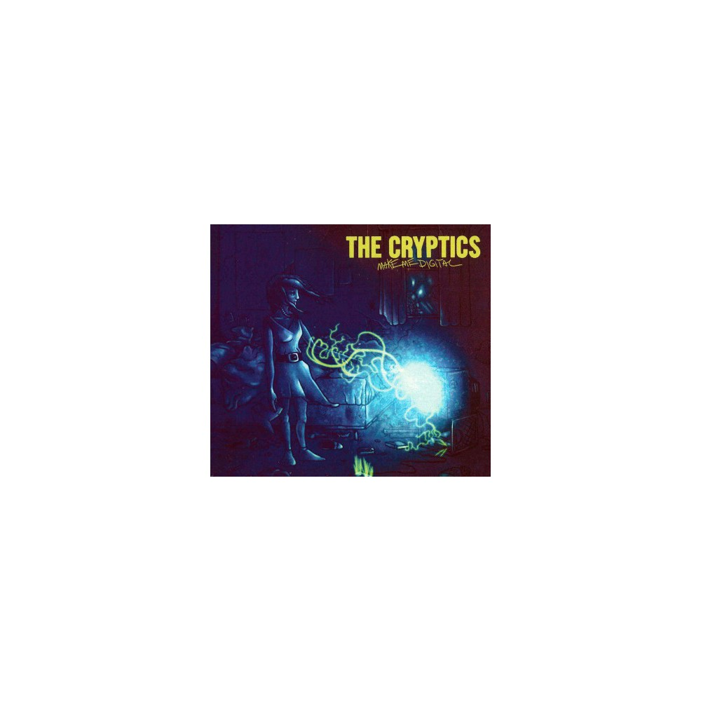 Cryptics - Make Me Digital (CD)