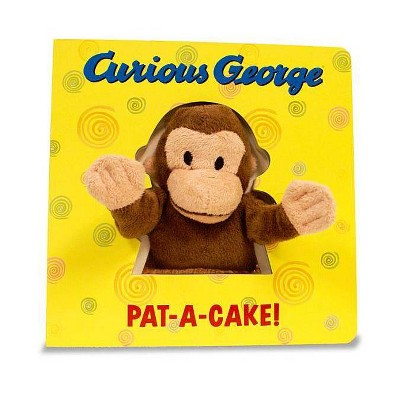 Curious George Pat-a-Cake (Board)by H. A. Rey