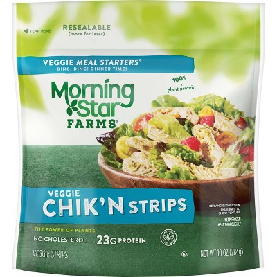 Morningstar Farms Veggie Frozen Meal Starters Chik'n Strips - 10oz