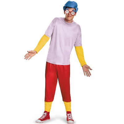 The Simpsons Milhouse Deluxe Adult Costume