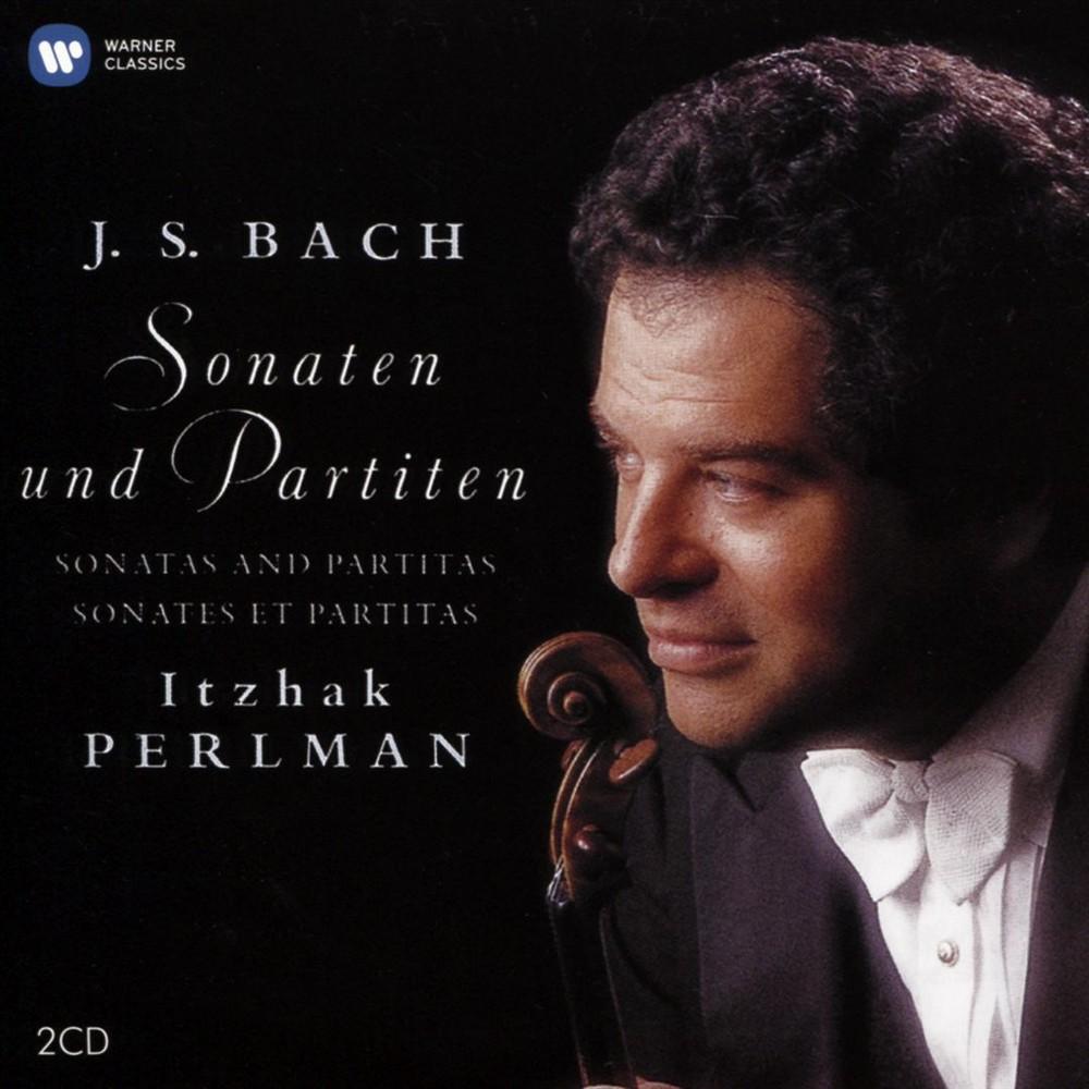 Itzhak Perlman - Bach:Complete Sonatas & Partitas (CD)