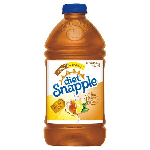 Diet Snapple Half 'n Half - 64 fl oz Bottle - image 1 of 1