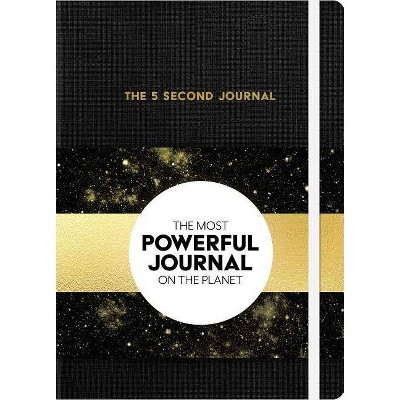 The 5 Second Journal - by  Mel Robbins (Hardcover)