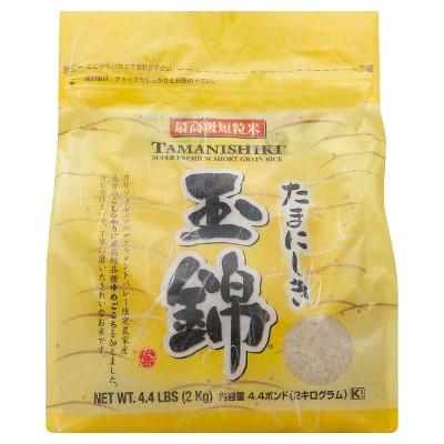 JFC Tamanishik Short Grain White Rice - 4.4lbs