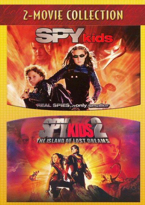 Spy Kids/Spy Kids 2: The Island of Lost Dreams [2 Discs] - image 1 of 1