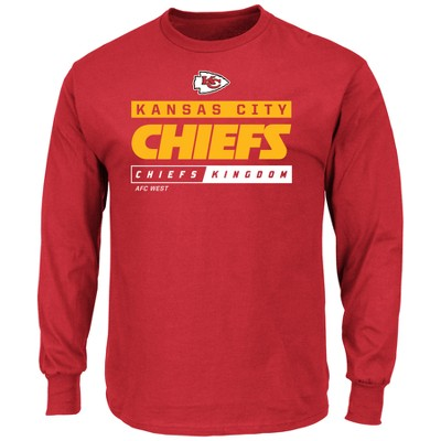 mens kansas city chiefs sweatshirt
