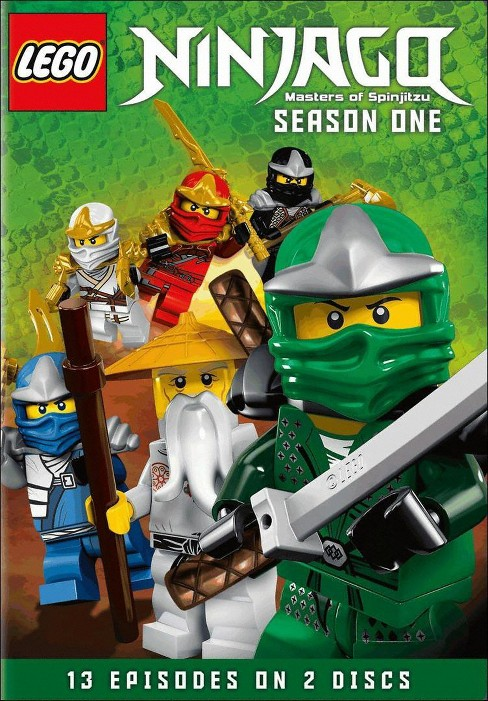 LEGO Ninjago: Masters of Spinjitzu - Season 1 (Widescreen) - image 1 of 1