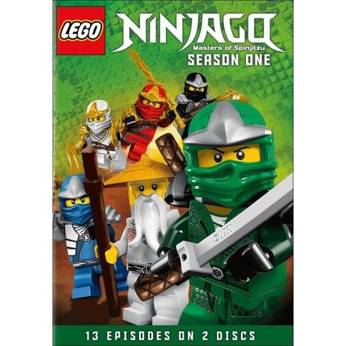 LEGO Ninjago: Masters of Spinjitzu - Season 1 (Widescreen) (DVD) - image 1 of 1
