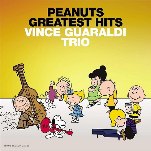 Vince trio guaraldi - Peanuts greatest hits (Vinyl) - image 1 of 1