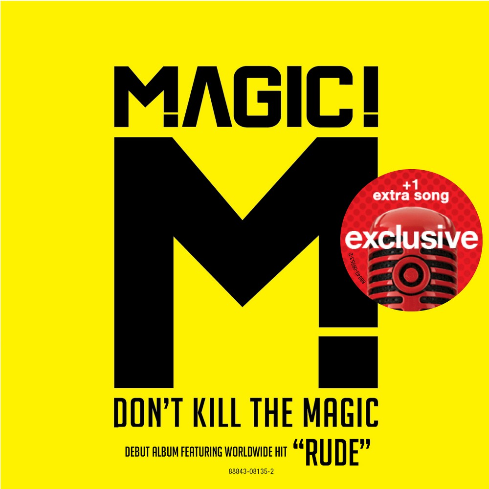Magic! - Don't Kill the Magic (Deluxe Edition) - Only at Target