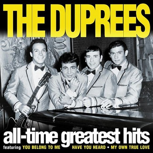 Duprees - All-time greatest hits (CD) - image 1 of 1