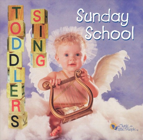 Various - Toddlers sing sunday school (CD) - image 1 of 1