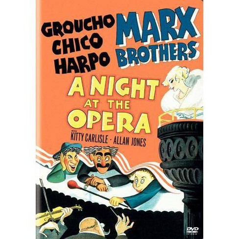 A Night at the Opera (DVD) - image 1 of 1