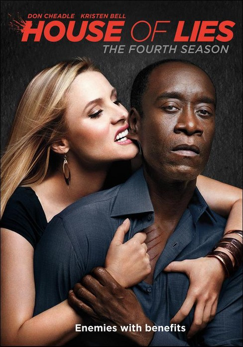 House of lies:Season four (DVD) - image 1 of 1