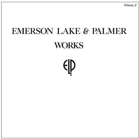 Lake  Emerson &  Palmer - WORKS VOLUME 2 (Vinyl) - image 1 of 1
