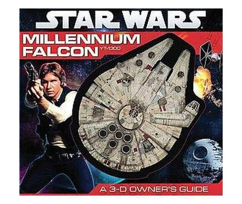 Millennium Falcon : A 3-D Owner's Guide (Hardcover) (Ryder Windham) - image 1 of 1