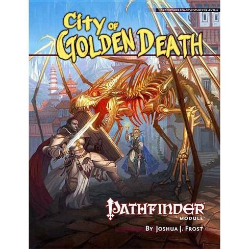 Pathfinder Module: City Of Golden Death - (Pathfinder