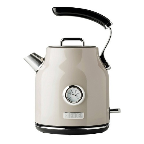 Haden Dorset 1.7L Stainless Steel Electric Kettle - Beige - image 1 of 4