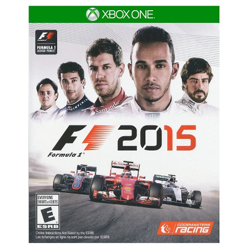 F1 2015 PRE-OWNED Xbox One - image 1 of 1