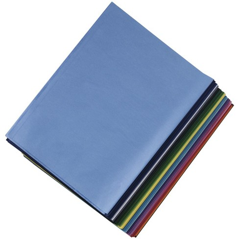 Spectra Deluxe Bleeding Tissue Refills, 20 x 30 Inches, Assorted Colors, 40 Quires - image 1 of 1