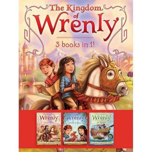 The Kingdom of Wrenly 3 Books in 1! - by  Jordan Quinn (Paperback) - image 1 of 1