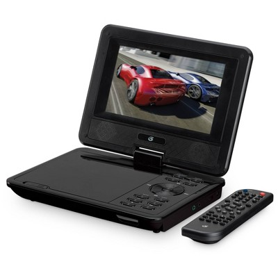 GPX Portable DVD Player 7""