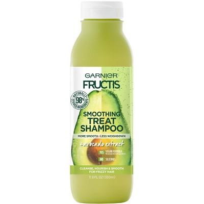 Garnier Fructis Avocado Treat Shampoo for Frizzy Hair - 11.8 fl oz