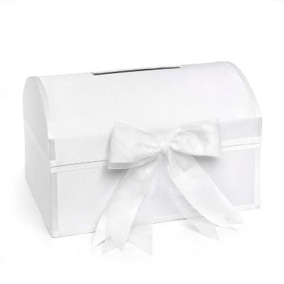 Greeting Card Treasure Box White - Hortense B. Hewitt
