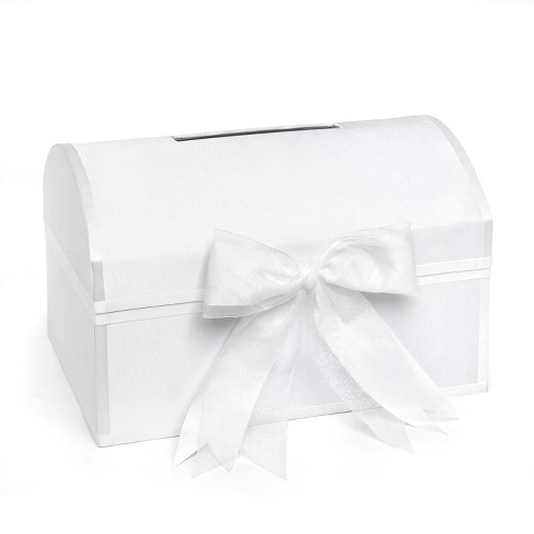 Greeting Card Treasure Box White - Hortense B. Hewitt - image 1 of 1